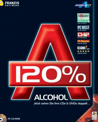 Оригинальное название: Alcohol 120% Год выпуска: 2015 Жанр: CD-DVD Разработ